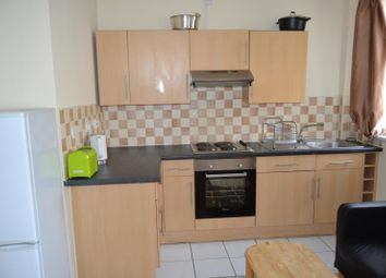 Thumbnail 1 bed flat to rent in Penarth Road, Grangetown Cardiff
