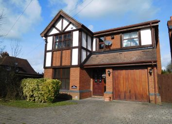 Thumbnail 4 bed detached house for sale in Station Road, Otford, Sevenoaks