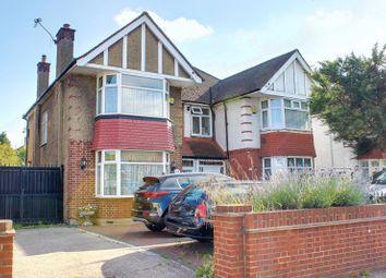 Thumbnail 3 bedroom semi-detached house for sale in Bullsmoor Lane, Enfield