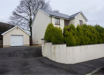 Thumbnail 4 bed detached house for sale in Croesyceiliog, Carmarthen