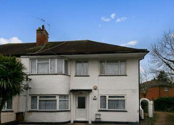 Thumbnail 3 bed flat for sale in Sudbury Croft, Sudbury, Wembley