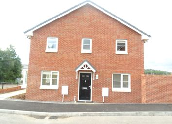 Thumbnail 2 bed terraced house to rent in Morris Drive, Pentrechwyth, Swansea