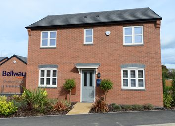 Thumbnail 3 bed detached house for sale in Beeby Road, Scraptoft