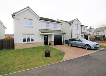 Thumbnail 4 bed detached house for sale in Station Road, Bathgate