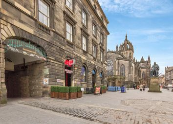Thumbnail 2 bed flat for sale in 5/5 Old Fishmarket Close, Old Town, Edinburgh