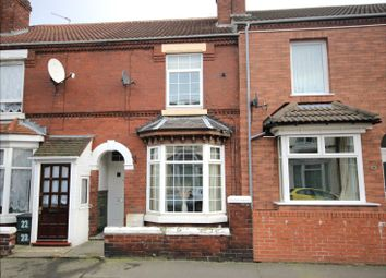 Thumbnail 3 bed terraced house for sale in Royston Avenue, Bentley, Doncaster