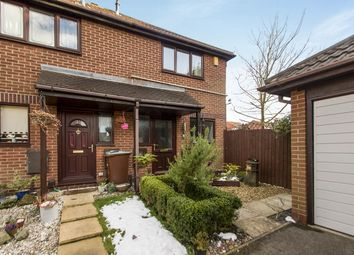 Thumbnail 2 bed terraced house for sale in Academy Close, Nottingham