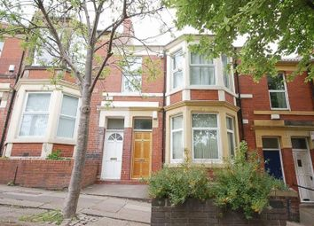 Thumbnail 3 bed flat for sale in Starbeck Avenue, Sandyford, Newcastle Upon Tyne