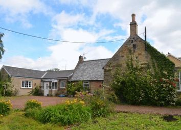 Thumbnail 4 bed cottage for sale in Longframlington, Morpeth