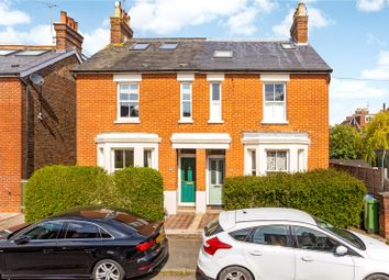 Thumbnail 4 bed semi-detached house for sale in Percy Road, Horsham, West Sussex