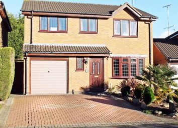Thumbnail 4 bed detached house to rent in Greys Drive, Leicester
