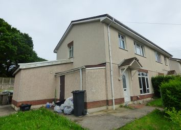 Thumbnail 3 bed property to rent in Oak Grove, Cimla, Neath.