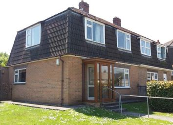 Thumbnail 3 bed semi-detached house for sale in Bugle, St. Austell, Cornwall