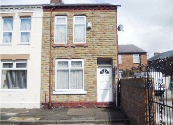 Thumbnail 2 bedroom end terrace house for sale in Burtinshaw Street, Gorton, Manchester