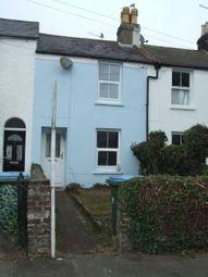 Thumbnail 2 bed cottage to rent in Wood Street, Bognor Regis, West Sussex PO212Pj