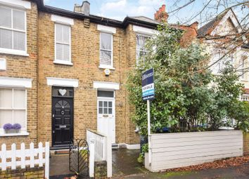 Thumbnail 3 bed terraced house for sale in Vernon Avenue, London