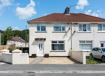 3 bed semi-detached house for sale in Ty Isaf Park Avenue, Risca, Newport. NP11