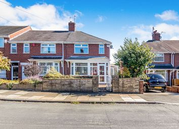 Thumbnail 2 bed semi-detached house for sale in Richards Avenue, Stoke-On-Trent