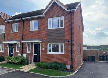 Thumbnail 4 bed semi-detached house for sale in Westcroft, Hampton Centre, Peterborough