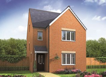 "Thumbnail 4 bed detached house for sale in ""The Lumley"" at Drayton High Road, Hellesdon, Norwich"