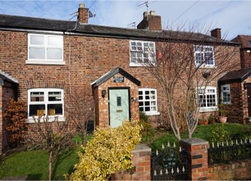 Thumbnail 2 bed terraced house for sale in Grove Lane, Altrincham