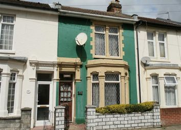 Thumbnail 3 bedroom terraced house for sale in Walmer Road, Fratton, Portsmouth
