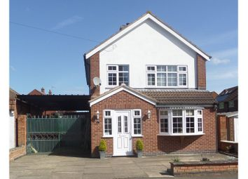 Thumbnail 4 bed detached house for sale in Paske Avenue, Gaddesby