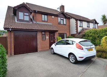 4 bed detached house for sale in Winchester Way, West Totton SO40
