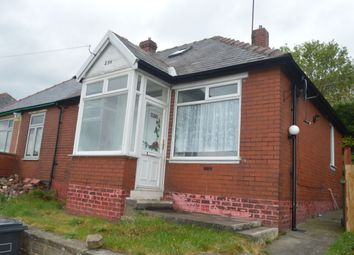 Thumbnail 1 bed bungalow to rent in Kilner Bank, Dalton, Huddersfield