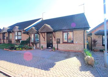 Thumbnail 2 bed bungalow for sale in Meadow View, Botcheston, Leicester