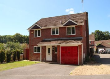 Thumbnail 4 bed detached house to rent in Steinbeck Close, Whiteley, Fareham