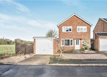 Thumbnail 3 bed detached house for sale in Swinburne Avenue, Hitchin