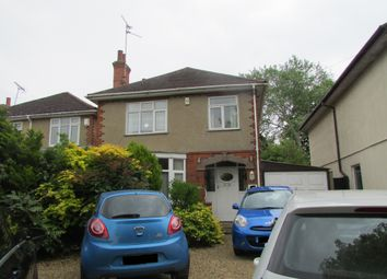 Thumbnail 3 bed detached house for sale in Oundle Road, Peterborough