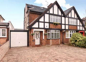 Thumbnail 4 bedroom semi-detached house for sale in Field End Road, Ruislip, Middlesex
