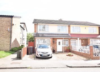 Thumbnail 3 bedroom semi-detached house for sale in Farrer Street, Kempston, Bedford