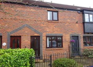 Thumbnail 2 bed terraced house for sale in Vicarage Gardens, Osbaldwick, York