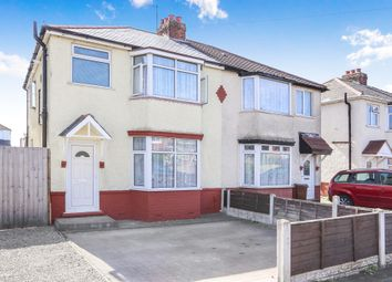 Thumbnail 3 bed semi-detached house for sale in Mount Road, Willenhall