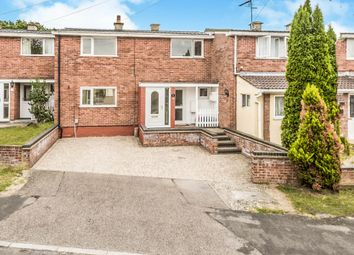 Thumbnail 3 bed terraced house for sale in Newgate, Stevenage
