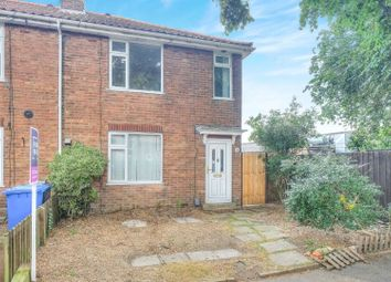 Thumbnail 3 bed end terrace house for sale in Mousehold Avenue, Norwich