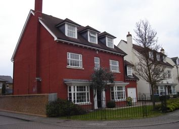 Thumbnail 7 bed detached house to rent in Jennings Close, St James Park, Long Ditton, Surbiton