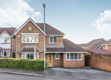 Thumbnail 4 bed detached house for sale in Loscoe Grove, Goldthorpe, Rotherham