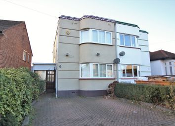 Thumbnail 3 bedroom semi-detached house for sale in Springfield Drive, Westcliff-On-Sea