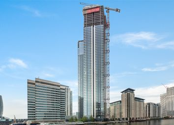 South Quay Plaza, Marsh Road, London E14. 1 bed flat for sale