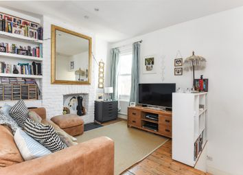 Thumbnail 2 bed flat for sale in Kimber Road, London