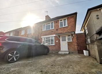 Thumbnail 3 bed semi-detached house to rent in Queens Gardens, Heston, Hounslow