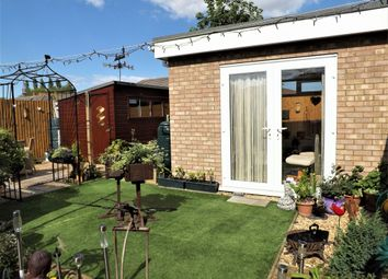 Thumbnail 2 bed semi-detached bungalow for sale in Rowan Close, Holbeach, Spalding