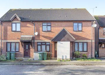 Thumbnail 2 bed terraced house for sale in Deerhurst, Aylesbury