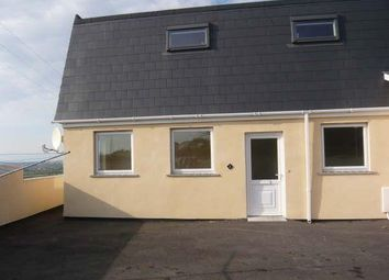 Thumbnail 1 bed flat to rent in Quintrell Road, Newquay