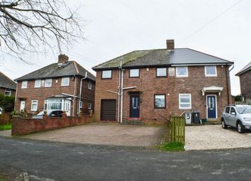 Thumbnail 3 bed terraced house for sale in Hillcrest, Esh Village