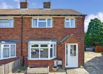 Thumbnail 3 bed semi-detached house for sale in Vernon Close, West Kingsdown, Sevenoaks, Kent